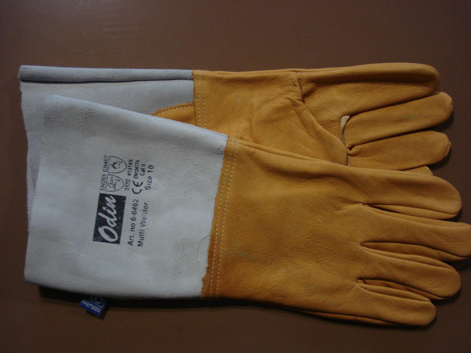 WIG-Schweisserhandschuh